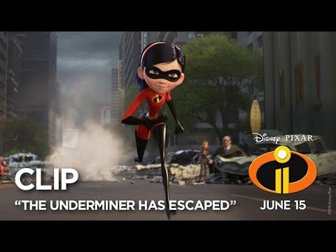 Incredibles 2 Clip -