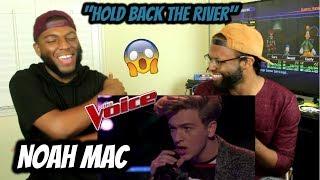 The Voice 2017 Knockout - Noah Mac:
