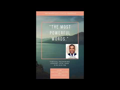 The Most Powerful Word - Christopher Findley