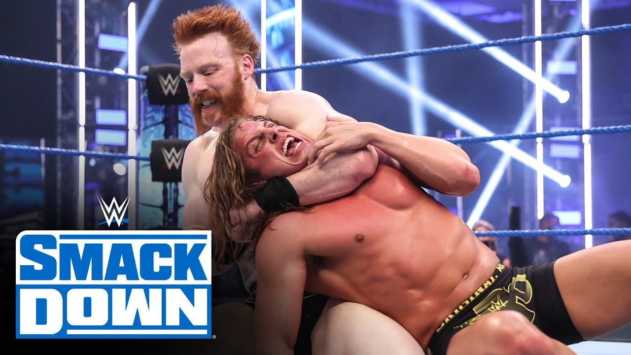 Matt Riddle vs. Sheamus: SmackDown, August 7, 2020