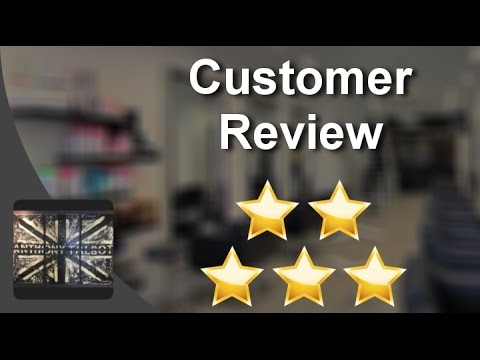 Anthony Talbot London Neutral Bay Great 5 Star Review by Sharon D.