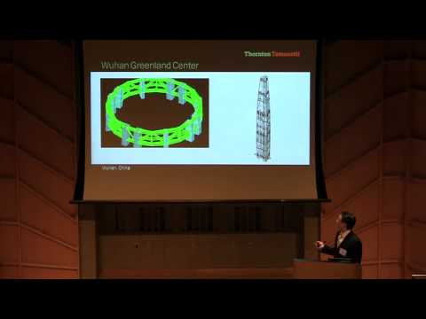 Wuhan Greenland Tower - Thornton Tomasetti 2013 Annual Meeting