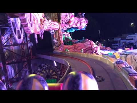 Dr. Archibald Master of Time – Greier (off/onride) Hamburger Sommerdom 2017  (Premiere)