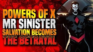 Powers Of X: Mr Sinister THE BETRAYAL + How It Destroyed The Future!