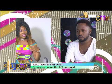Wams (Mrklassic) - Talks about his music on Cameroon media