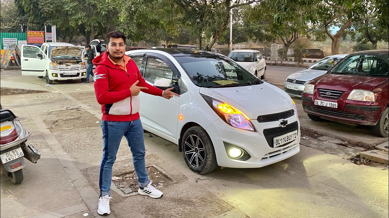 Chevrolet Beat With Floating Indicators Modified Chevrolet Beat Musafir Cars Musafir Aka Joshi Youtube