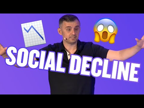 What to Do When Social Media Starts to Decline
