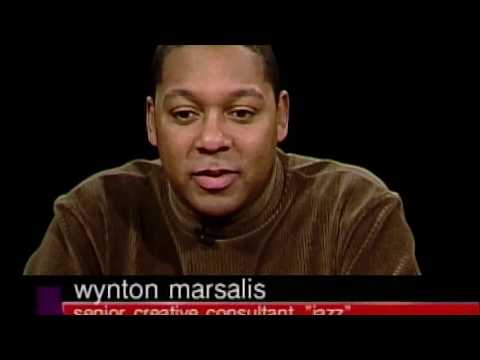 "Ken Burns and Wynton Marsalis interview on ""Jazz"" (2001)"
