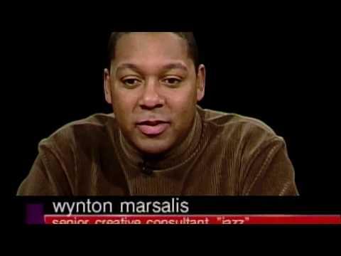 "ken-burns-and-wynton-marsalis-interview-on-""jazz""-(2001)"
