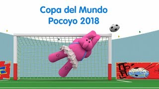 Copa del Mundo Pocoyó 2018