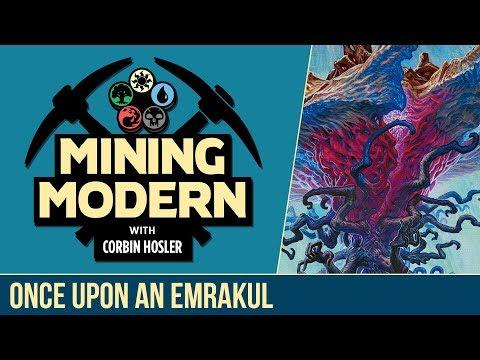 Once Upon An Emrakul | Mining Modern