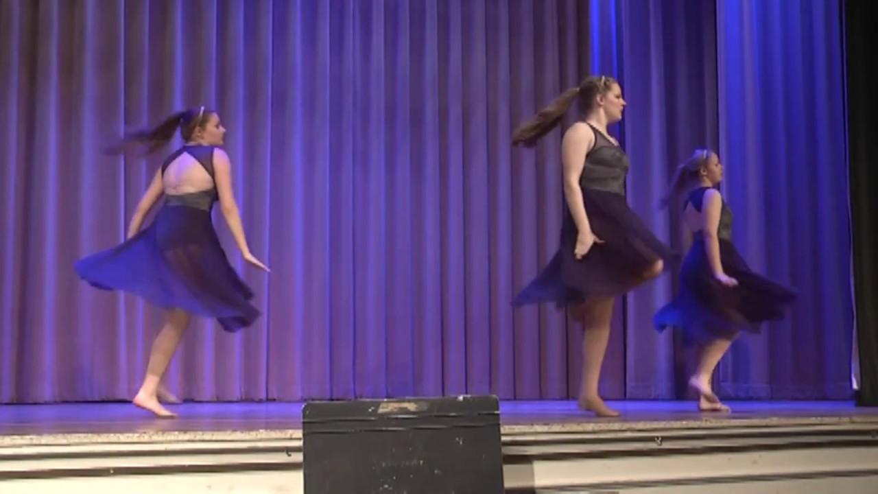 Tiffany Dance Recital two  5-14-16