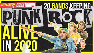 20 Bands Keeping Punk Rock Alive In 2020