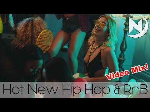 Hot New Hip Hop Rnb Urban Black Rap Trap Mix | Best New Club Dance Music #28🔥