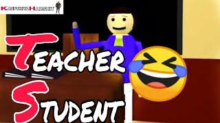 MAKE JOKE OF - CRAZY STUDENT vs TEACHER __ TEACHER Kanpuriya HaRsHiT  sheoli