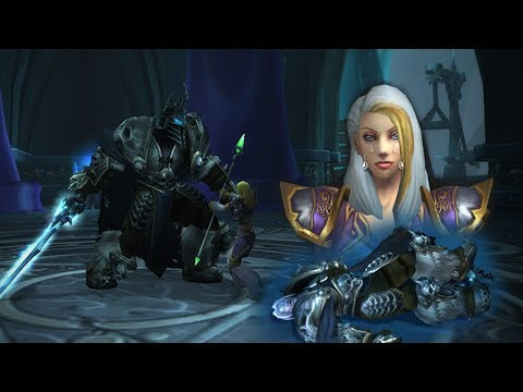 The Sad Story and Downfall of Jaina Proudmoore.....