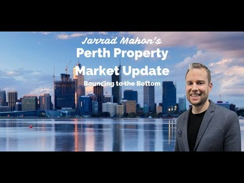 November 2017 Perth Property Market Update - Bouncing to the Bottom