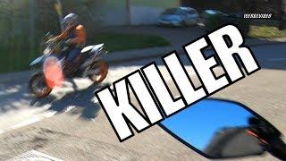 DB Killer Strafen Motorrad 🤑