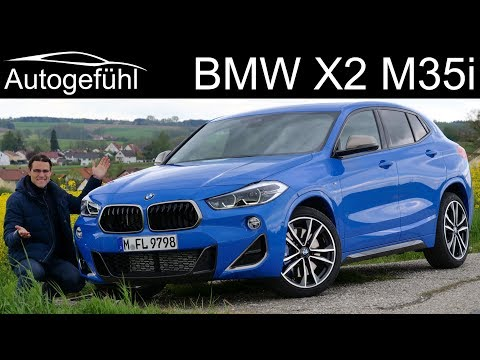 BMW X2 M35i FULL REVIEW with BMW's strongest 4-cylinder