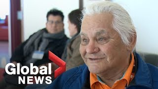 A residential school survivor's incredible journey to save his language