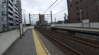 EF210牽引チキ5500形(下り)三河安城駅通過