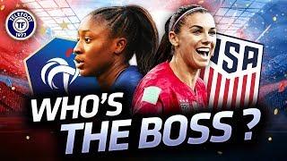 France - USA, c'est le moment pour les Bleues ! - La Quotidienne #510