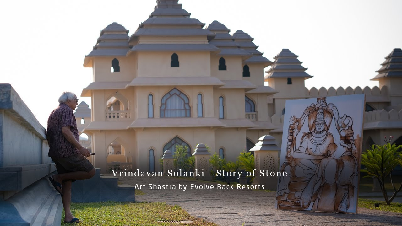 Vrindavan Solanki - Art Shashtra By Evolve Back Resorts