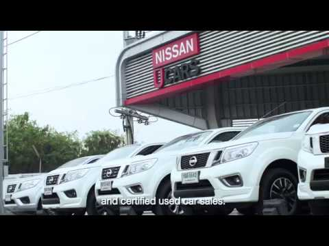 Nissan NREDI Showroom in Thailand