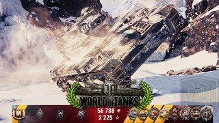 World of Tanks (1.0) - AMX 13 90 - 1vs5 - 10 Kills - 6k Damage [Gameplay|HD]