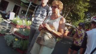 Market at Bedoin, France