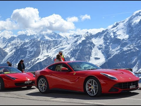 Epic Ferrari road trip to Italy with 12 other Ferrari's. Part 3