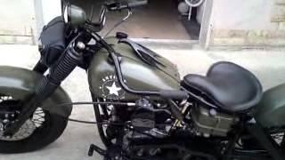Harley Davidson Moteur 1200 laté de 1930