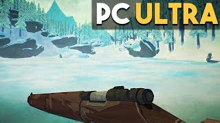 The Long Dark PC Gameplay Ultra Settings (Open World Survival Game)