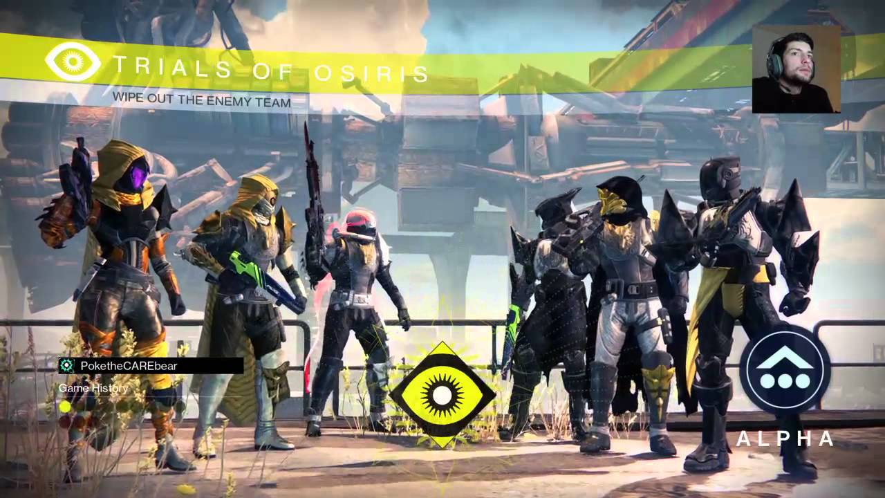 Destiny Trials of The Nine Carries - Home | Facebook