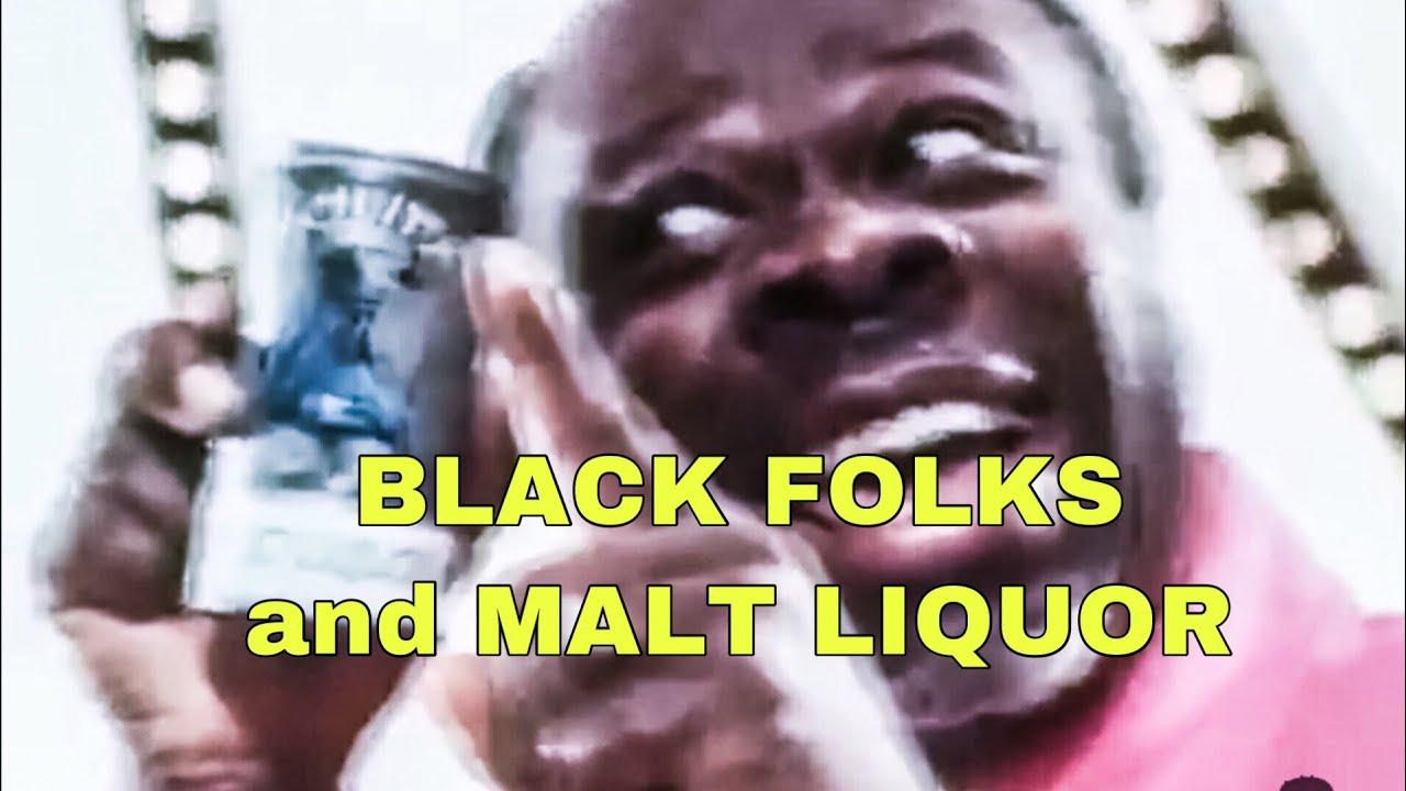 Black Folks and Malt Liquor: 1972 -1982 | Classic Schlitz Ads