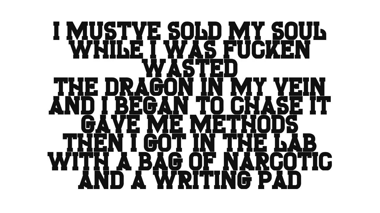 Conejo - Did I Sell My Soul? (With Lyrics On Screen)-Written In Blood