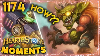 BETRAYED By Supercollider (Weird Interaction) | Hearthstone Daily Moments Ep.1174