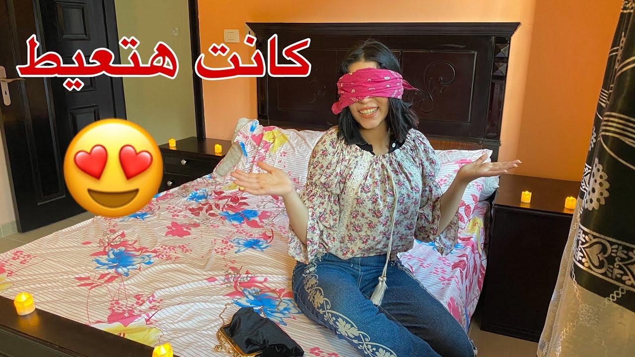 جولة في اوضة النوم الجديدة هدية لمراتي 😍