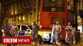 Streatham attack: Man shot dead by police after stabbings in London - BBC News
