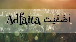Download lagu Adfaita + lirik dan terjemahannya