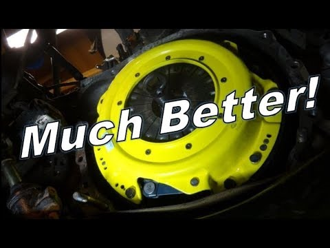How to Replace a Clutch and Flywheel on a Subaru by Removing the Transmission