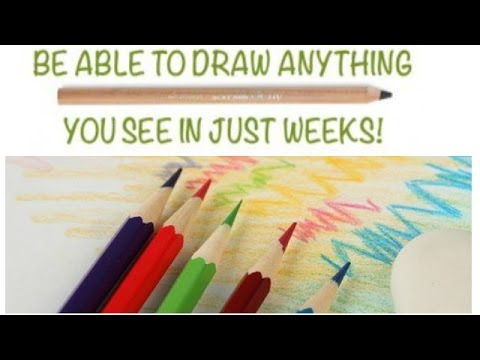 Online Drawing Course; Learning Drawing Online