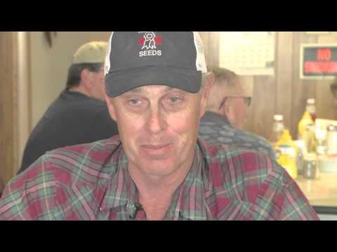Farmer Robert Geddes