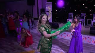 terrace wedding kına organizasyonu (hint gösterisi)