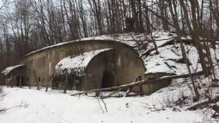 Заброшенные военные объекты Кронштадта. Люнет