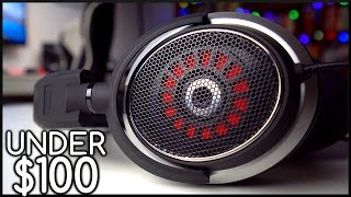 Video Best Headphones Under $100! download MP3, 3GP, MP4, WEBM, AVI, FLV Juli 2018