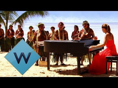 Myleene Klass & The Ulithians: The Mog Mog Song | Singing In The Rainforest | W