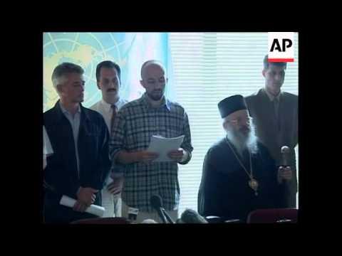KOSOVO: KOSOVAR SERBS & ALBANIANS FORM JOINT COUNCIL