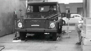 Classix: Ein Käfer für die Bundeswehr