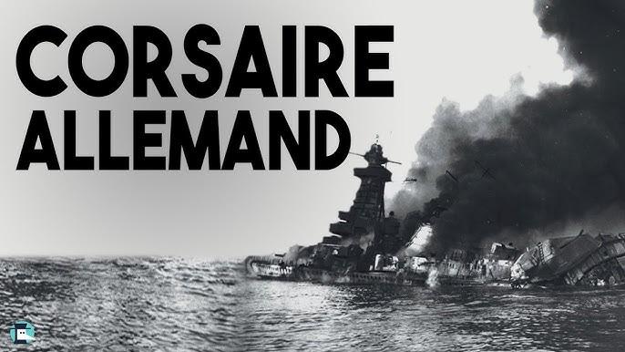 Le Redoutable Navire Corsaire De La Seconde Guerre Mondiale Youtube
